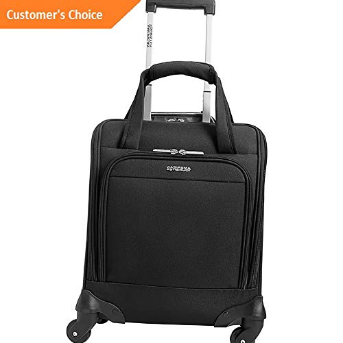 Amazon.com | Sandover Lynnwood 16 Underseat Spinner Softside Carry-On NEW | Model LGGG - 314 | | Luggage