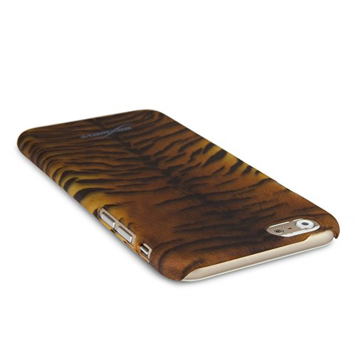 BoxWave Schutzhülle für Apple iPhone 6 Hülle BoxWave Corporation Schutzhülle für Apple iPhone 6 Fierce Case Schutzhülle für Apple iPhone 6 (Apple iPhone 6 Hüllen, Tiger)