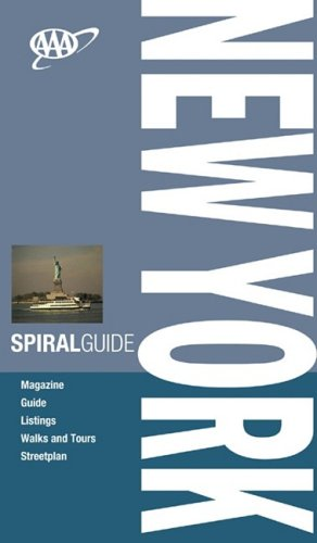 Download AAA Spiral New York (AAA Spiral Guides) pdf