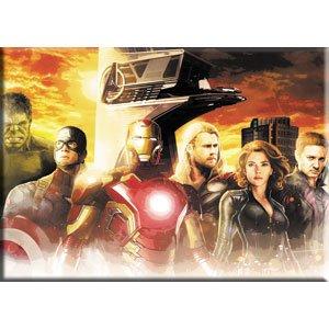 Magnet – Marvel – Avengers Age of Ultron Group Shot 1 m-mvl-0011