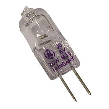 Lámpara del proyector del halógeno, G4, 6V, 20W - Osram: Amazon.es ...