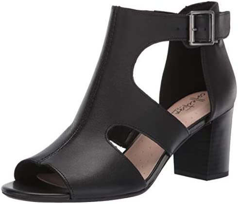 CLARKS Womens Heidi Heeled Sandal product image