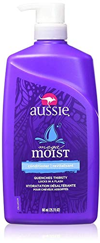 Aussie Moist Conditioner With Pump 29.2 Fl Oz