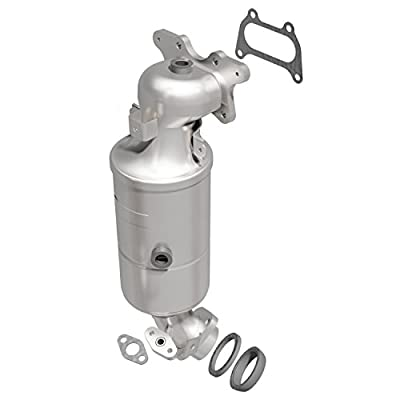 MagnaFlow Exhaust Products 50610 Direct Fit Catalytic Converter