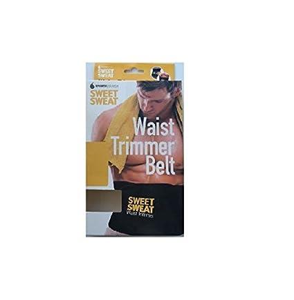 7a05370135 Amazon.com  Sweet Sweat Premium Waist Trimmer for Men   Women (L ...