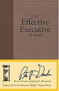 The Effective Executive Ebook