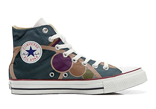 Customized Schuhe Handwerk All personalisierte Retro Hi Schuhe Star Converse RtS4w