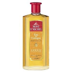 Mont St Michel – Eau de Cologne – Ambrée Authentique – Flacon 500 ml