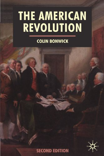 The American Revolution: Second Edition (American History in Depth)