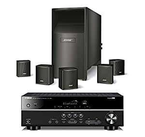 Bose acoustimass 6 series v wired home theater for Yamaha home theatre customer care number