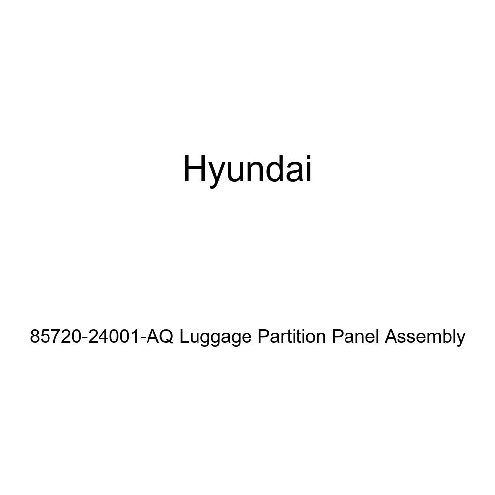 Genuine Hyundai 85720-24001-AQ Luggage Partition Panel Assembly