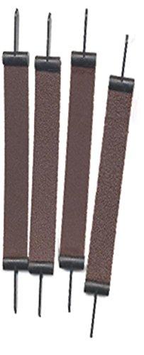 Zona 36-530 Scroll Sander Asst Pk, 5-3/8-Inch Long x 1/2-Inch Wide, 4-Pack