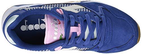 Bleu De blu Notte Chaussures Diadora Femme V7000 60032 Gymnastique Wn vYq6xft