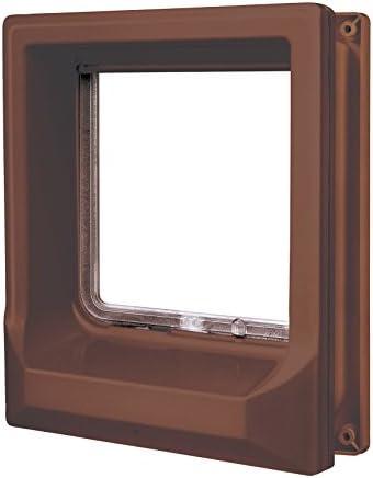 Zolux Chatiere 4 Positions Magnetique Pour Chat Marron Amazon Fr