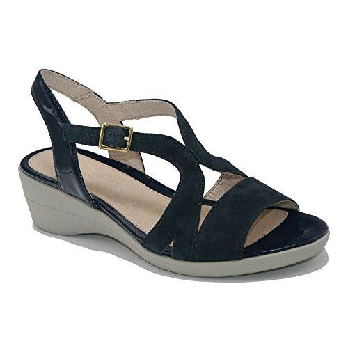 Stonefly , Chaussures de ville à lacets pour homme bleu bleu