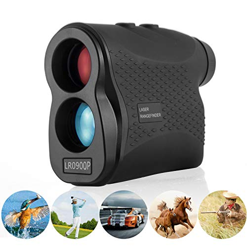 Nomtech 980yard Golf Laser Rangefinder with Fog, Scan, Speed Measurement for Hunting, Racing, Archery, Survey by Nomtech (Image #7)