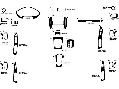 dash kit for mitsubishi galant - 4