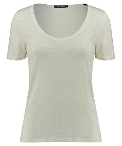 Marc O'Polo Damen T-Shirt Offwhite