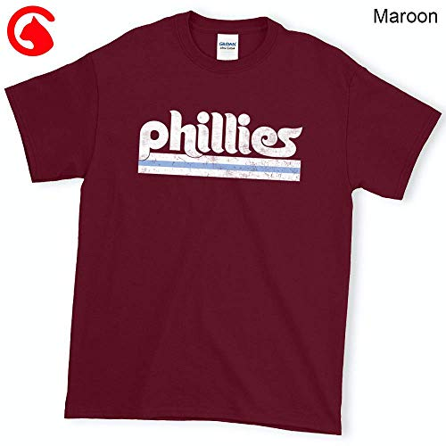- CatixFashion Phillies T Shirt Phillies Bryce Harper Funny 2019 Baseball Tee Shirt for Philly Fans TShirt Unisex Classic T Shirt