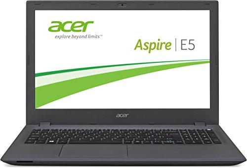 Acer Aspire E 15 E5-574G-543M 39,6 cm (15,6 Zoll Full HD) Notebook (Intel Core i5-6200U, 16GB RAM, 1000GB HDD, NVIDIA GeForce 940m, DVD, Win 10 Home) schwarz