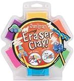 Sculpey Amazing Eraser Clay - 6 Colors/1oz each