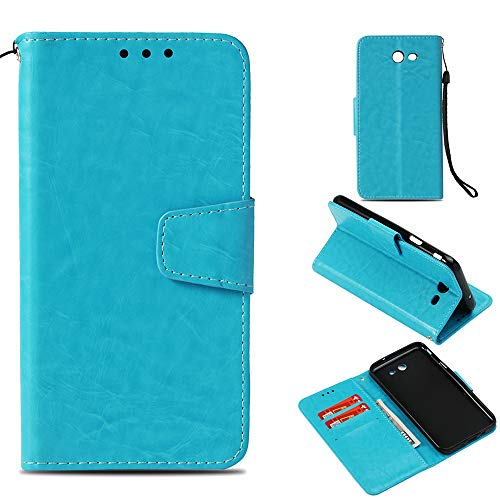 Galaxy J7 V Case Wallet / J7 Sky Pro / J7 Prime...