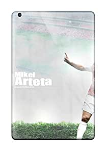 Durable Protector Case Cover With Mikel Arteta Hot Design For Ipad Mini/mini 2