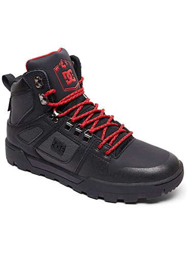 Nero Uomo High WR Boot Pure DC Scarpe Top Sneaker 48qwgw