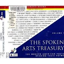 The Spoken Arts Treasury, Volume III: 100 Modern American Poets Reading Their Poems 1428152458 Book Cover