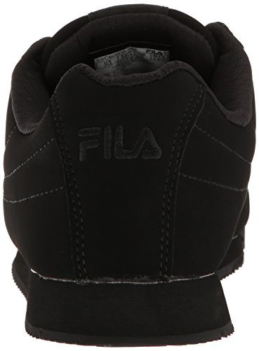 Fila Mezago Shoe Women's Black Black Walking Black nnR4OZxW