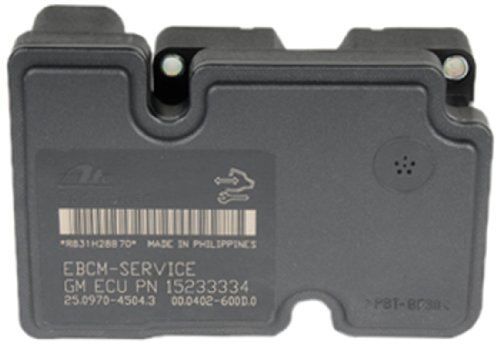 ACDelco 15870922 GM Original Equipment Electronic Brake and Traction Control Module with 8 Seals