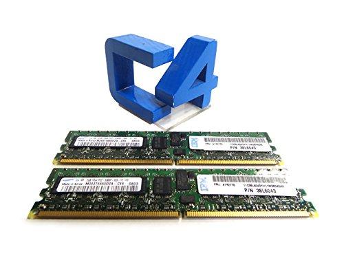 - IBM 41Y2770 IBM 2GB (1X2MB) PC2-5300 CL5 ECC DDR2 667MHZ SDRAM IBM 41Y2770 DDR2-RAM 4GB-Kit 2x2GB/PC2-5300P/ECC/CL3 - 41Y2771  