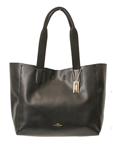 Coach Pebble Leather Derby Tote F58660