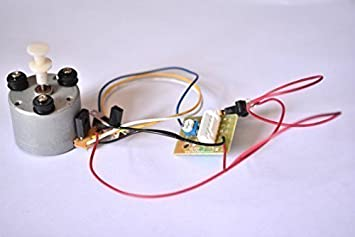 Turntable Record deck motor 9/12v - 33, 45, 78rpm with