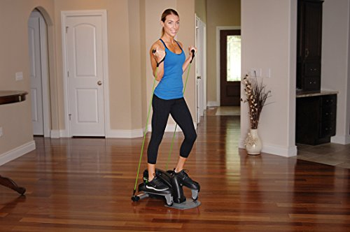 Stamina inmotion compact strider with cords lifestyle updated - Best cardio equipment for small spaces property ...