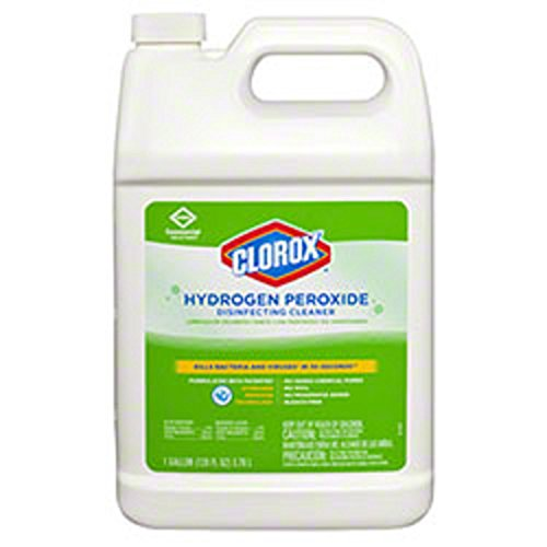 Clorox® Hydrogen Peroxide Disinfecting Cleaner - 128 oz by Clorox