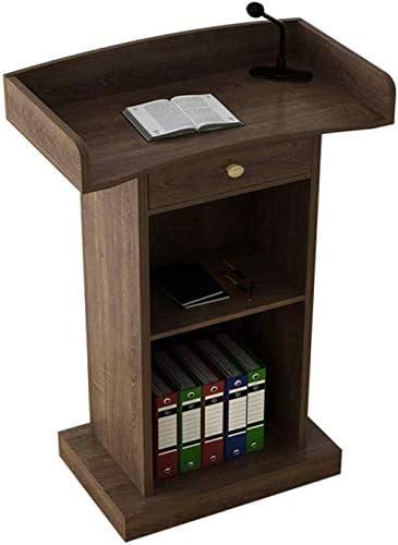 JISHIYU-L 木製書見台 組み立てるためにデスク儀式立ちデスク シンプルでモダンな 簡単にいえば A 表彰台ホテル講壇を歓迎 爆買い送料無料 : 人気 おすすめ  Color