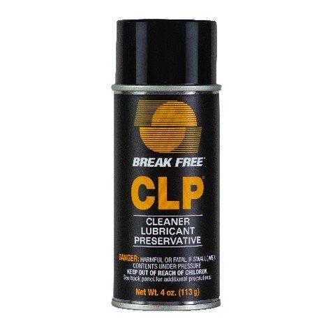 BreakFree CLP-2-10 Cleaner Lubricant Preservative Aerosol 4oz Package Of 10 by BreakFree