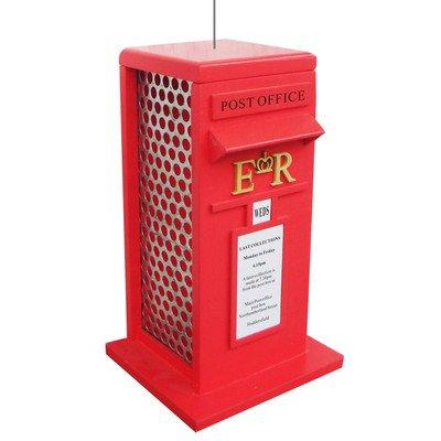 Royal Mail Box Bird Feeder (Royal Mailbox)