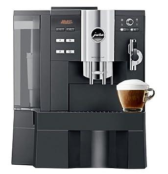 Jura Impressa XS9 Classic - Cafetera (Independiente, Negro, Botones, Granos de café
