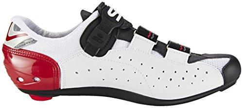 Sidi Genius 7 - Zapatillas - blanco/negro Talla 45 2017