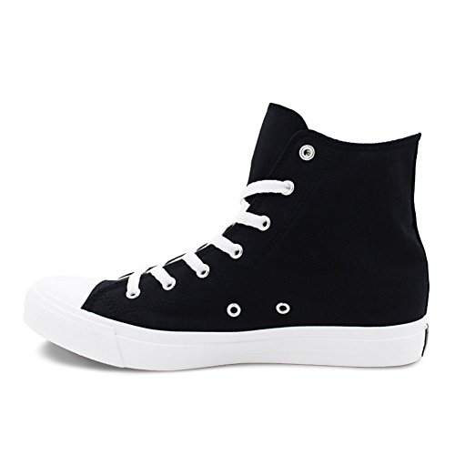 Exing Shoes Personality Canvas A Women's European Ladies Leisure American Deck Tide for Casual Walking Academy Shoes Outdoor Shoes New FFwnqrS