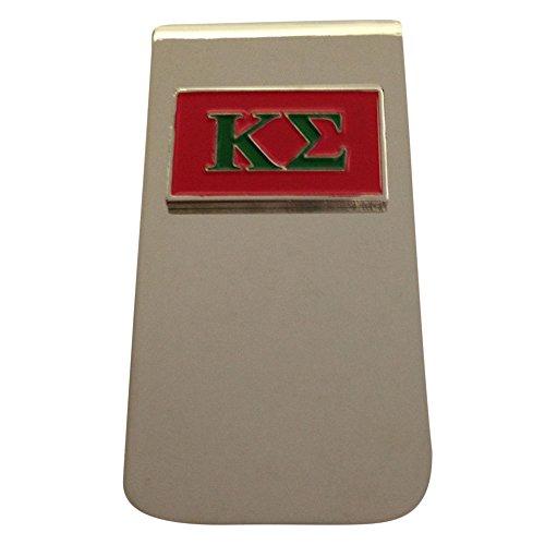 Kappa Sigma Giant Letters Money Clip Kappa Sig