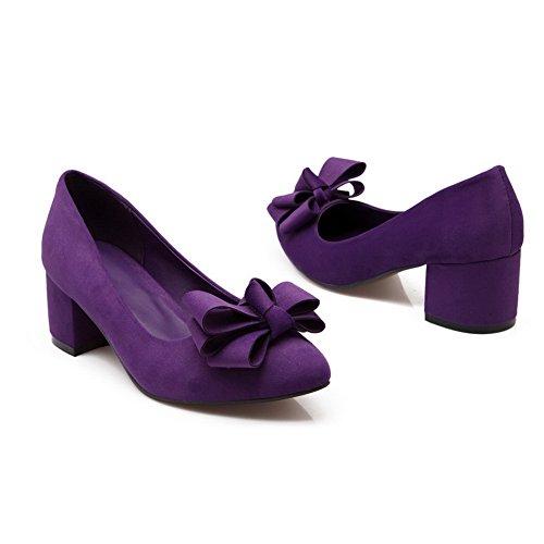 BalaMasa Apl10361, Sandales Compensées femme Bleu Foncé