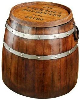 Vino barril mesa: Amazon.es: Hogar