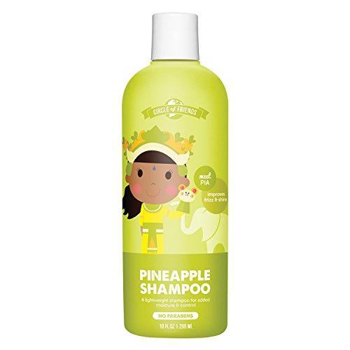 a's Shampoo, Pineapple, 10 Fluid Ounce (Hair Pie)