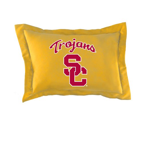 USC Set of 2 Pillow Cases (Team Color)