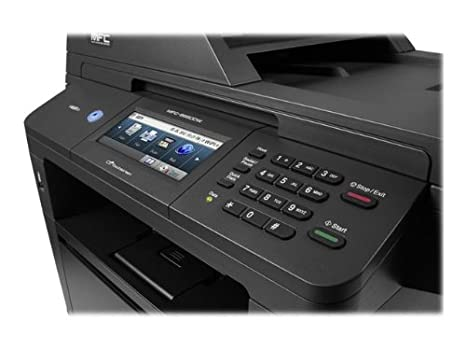 Brother MFC8950DW - Impresora multifunción láser blanco y negro (A4, 40 ppm, Wifi): Amazon.es: Informática
