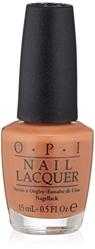 OPI Nail Lacquer, Freedom of Peach, 0.5 fl. (Opi Peach)