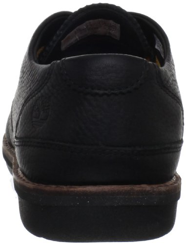 Timberland Ek Fctravel Casox 5428r Scarpe Stringate Basse Uomo Nero schwarz black Smooth P2i